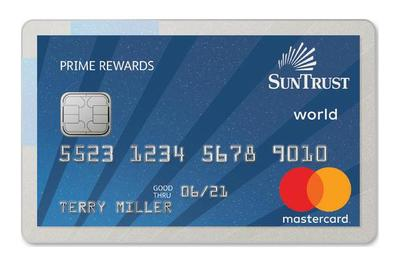 SunTrust MasterCard Prime Rewards